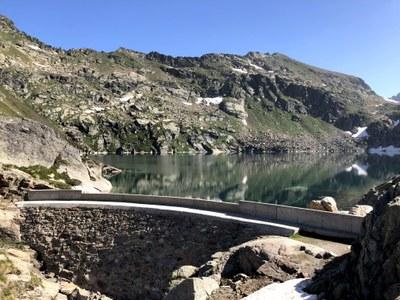 Lago de Juclar: el lago más grande de Andorra