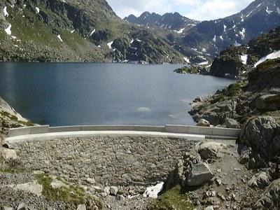 Estany de Juclar: l'estany més gran